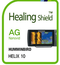 For HUMMINBIRD HELIX 10 , Anti Glare Matte LCD Screen Protector Outdoor Film