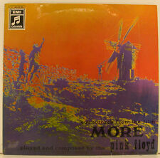 """PINK FLOYD SOUNDTRACK FROM THE FILM MORE 12"""" LP  (h65)"""