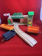 Thomas Trackmaster Train Carriage Cargo Lot Of 3