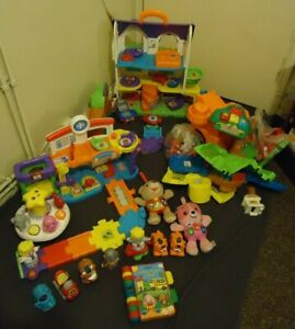 Vtech Toot toot educational Toys etc-(Choose the one you want from the drop bar)