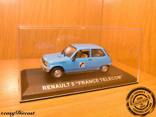 """RENAULT 5 1:43 FRENCH """"FRANCE TELECOM"""" MINT!!!"""