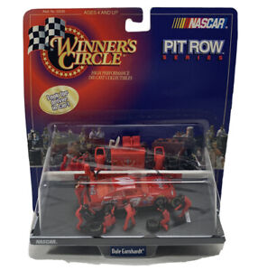 Winners Circle Pit Row Series Dale Earnhardt Coca Cola 1998 (1249)
