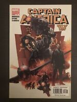 Captain America 6 2005 Incentive Comic Variant 1st Appearance Winter Soldier