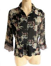 Cotton Blend Floral Dresses for Women with Blouson