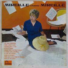 Mireille chante Mireille 33 tours 25 cm