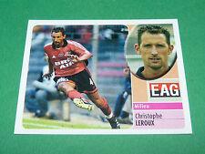CHRISTOPHE LEROUX EN AVANT GUINGAMP EAG PANINI FOOT 2003 FOOTBALL 2002-2003