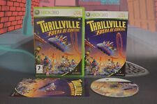 THRILLVILLE FUERA DE CONTROL XBOX 360 COMBINED SHIPPING