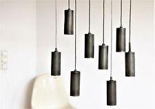 1/16 60er  70er Lampe Lamp Metall Industridesign