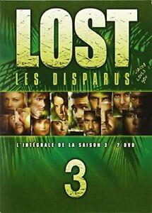 Lost les disparus : L'integrale saison 3 - Coffret 7 DVD  dvd neuf