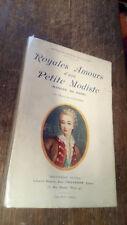 Royales amours d'une petite modiste (madame du Barry) par François Castanié
