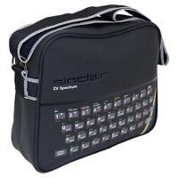Sinclair ZX Spectrum Retro Sports Bag. College Uni School Messenger Computer
