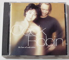 COCK ROBIN . THE BEST OF COCK ROBIN . CD