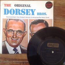 L'Original Dorsey Brothers Solitude (BRAVO 340) 1965 1st uk press 4 track EP