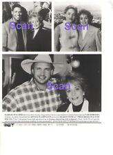 BARBARA WALTERS GARTH BROOKS DENZEL WASHINGTON SHARON STONE ORIG CANADA TV PHOTO
