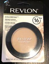 Revlon Colorstay Pressed Powder 810 Fair New Sealed
