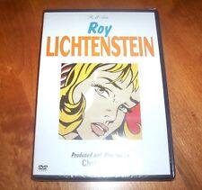 ROY LICHTENSTEIN Pop Artist Biography Arts Interview Artwork Art Arts DVD NEW