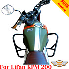 For Lifan KPM 200 Engine guard KP Master Crash bars KPM200