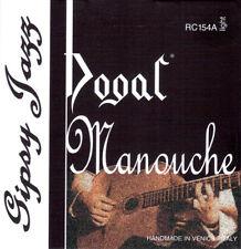 Dogal Manouche Saiten für Westerngitarre, RC154A - light (010-045)