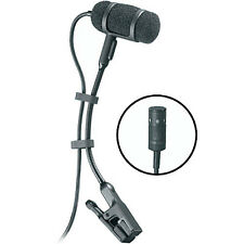 Audio-Technica PRO35CW Cardioid Condenser Clip-on Instrument Mic NEW FREE 2DAY!