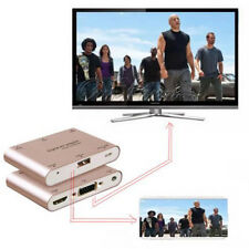 Universal HDMI TV VGA Video Audio Digital AV Adapter for iPhone iPad Samsung
