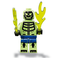 Doctor Phosphorus The LEGO Batman Movie Series 2 LEGO Minifigures 71020