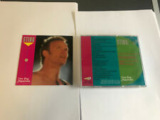 Sting – One Day Happiness : Backstage – BKCD 049/50 : 2 CD