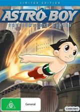 Astro Boy (DVD, 2018, 4-Disc Set)