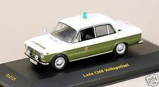 1/43 scale IXO CLC131 east German VAZ 2101 LADA sedan Volkspolizei MIB