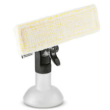 KARCHER Spray Bottle Kit Microfibre Cloth Adjustable Wiper Scraper Window Vac