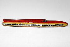 "Yamaha ""SILVER BIRD 'Land Speed Record kit Résine & Métal Blanc"