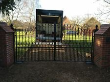 Pre assembled electric swing gates. Complete Package, Free delivery
