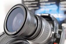 Ultra Wide Angle Macro Fisheye Lens for Canon Eos Digital Rebel & T7 w 18-55 IS