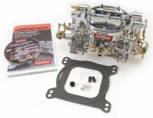 EDELBROCK Reman. 750CFM Carburetor - Manual Choke P/N - 9907