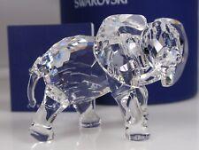 Swarovski Crystal Little Elephant Mib #674587