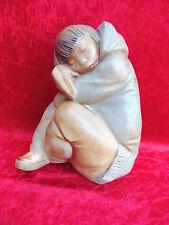 Sehr schöne Porzellanfigur__Eskimo -Mädchen__Lladro__25,5cm _!