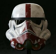 EFX STAR WARS INCINERATOR Stormtrooper Helmet The Force Unleashed ARTIST PROOF