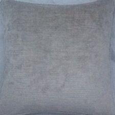 2 X 16 Inch Cushions And Inners In Laura Ashley Villandry Linen Velvet Fabric