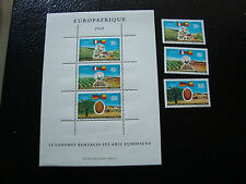 DAHOMEY - sello - yt nº 282 283 aire 109 colección 16 N (Z1) stamp (Z)