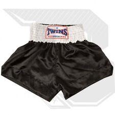 Twins Shorts TTE D1, bestes Satin, in Gr. XL u. XXL. Muay Thai, Kickboxen, MMA