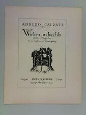 euterpe ALFREDO CAIRATI / morgenstern WINTERMONDNACHTE