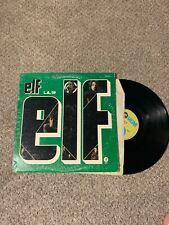 Elf L.A. 59 Record lp original vinyl album