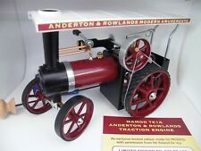 MAMOD/Promod-Anderton & Rowlands Working Steam Traction Engine TE1A Ltd Edition