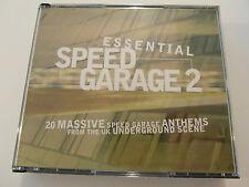 Various Artists - Essential Speed Garage 2 ( 2 x CD Album ) Used Very Good