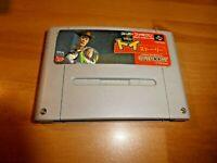 GAME/JEU SNES KONAMI SUPER NITENDO JAPANESE Toy Story SHVC AQHJ JPN JAPAN **