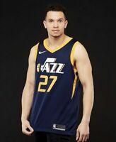 NIKE NBA RUDY GOBERT ICON EDITION SWINGMAN JERSEY SIZE L (864513 420)