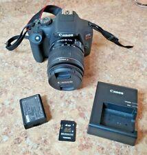 CANON EOS REBEL T7 DS126741 24.1MP Digital SLR Camera