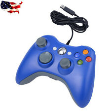 Wired USB Game Pad Controller For Microsoft Xbox 360 Console PC Windows MAC 10 8