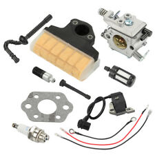 Carburetor Ignition coil For Stihl MS210 MS230 MS250 021 023 025 Chainsaw Kit