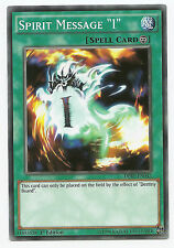 "Spirit Message ""I"" DPRP-EN042 Common Yu-Gi-Oh Card 1st Edition English Mint New"