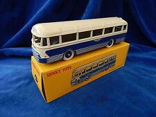 ATLAS - DINKY TOYS - AUTOCAR / Bus - AUTOCAR CHAUSSON 29F- TOP !